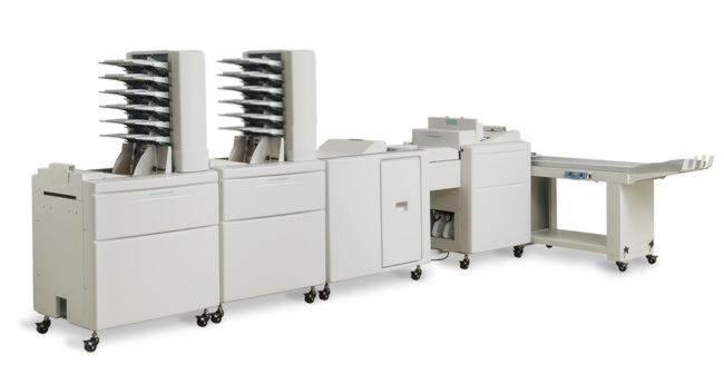 Flexibles Kuvertiersystem SI-4000 P